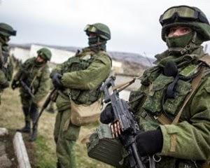 Російська армія після боїв за