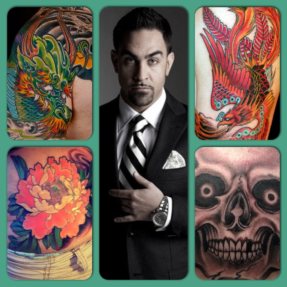 Chris Nunez Tattoos