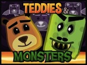 Teddies and monsters