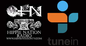 Hippie Nation Radio On TUNEIN