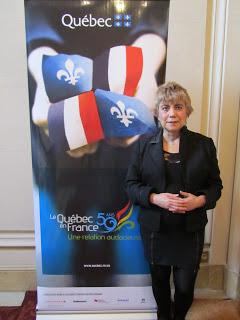 "*Morgane BRAVO : Le Québec ""50 ans"" en France*"