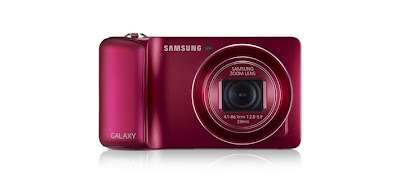 Samsung Galaxy Camera Wi-Fi Only Red