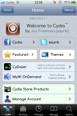 Most Wanted Ten Cydia Apps 2011