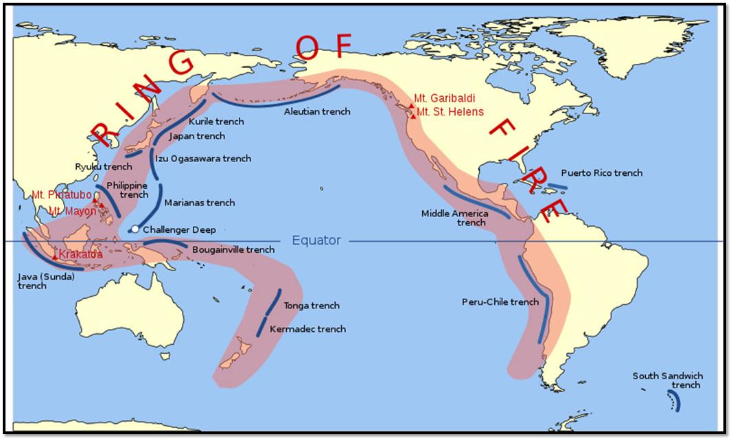 Hasil gambar untuk akibat tabrakan lempeng indo australia dan lempeng eurasia