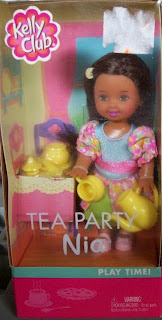 Mattel Kelly Club Tea Party Nia
