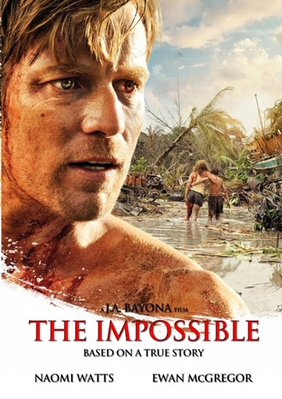 The Impossible DVDR NTSC Espaol Latino 