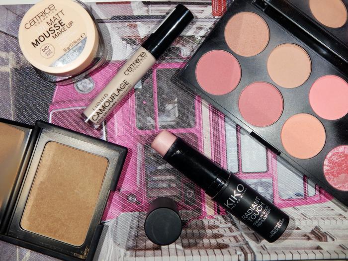 2015 Makeup Favourites NARS Makeup Revolution KIKO Catrice
