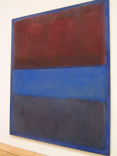 Mark Rothko, No. 61 Rust & Blue