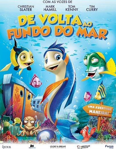 De Volta ao Fundo do Mar Torrent - Blu-ray Rip 1080p Dublado (2015)