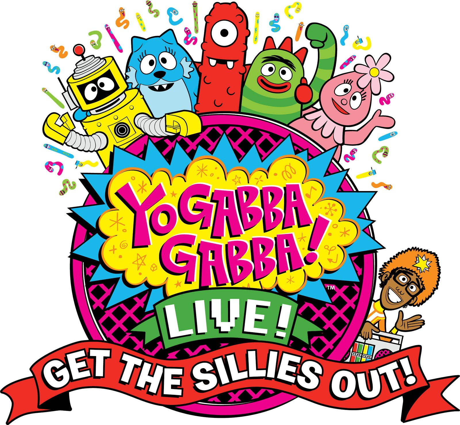 NickALive   Nick Jr  Favourite Yo Gabba Gabba  Announces Yo