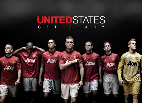 Manchester United Tour USA 2014