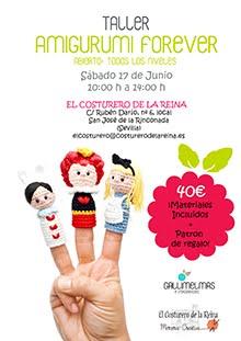 ¡Próximo Taller en Sevilla!