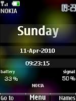 Tema Plasma Nokia C2-03