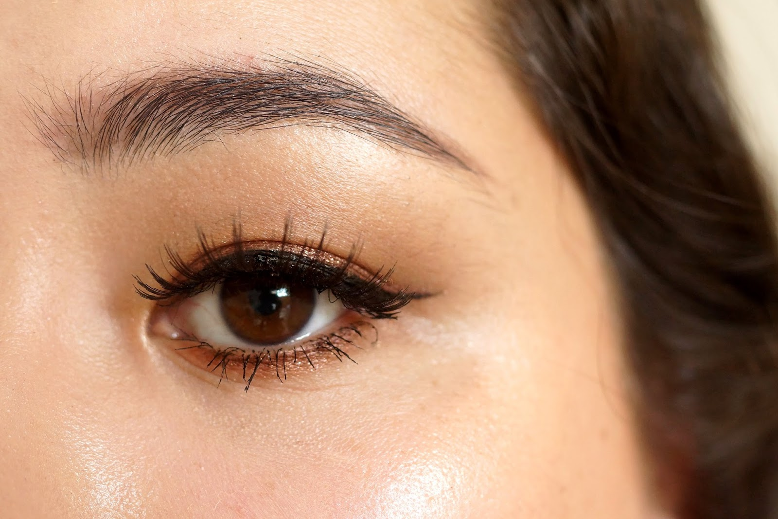Asian hooded eye makeup