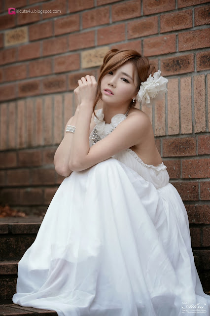 1 Lovely Han Ga Eun - very cute asian girl - girlcute4u.blogspot.com
