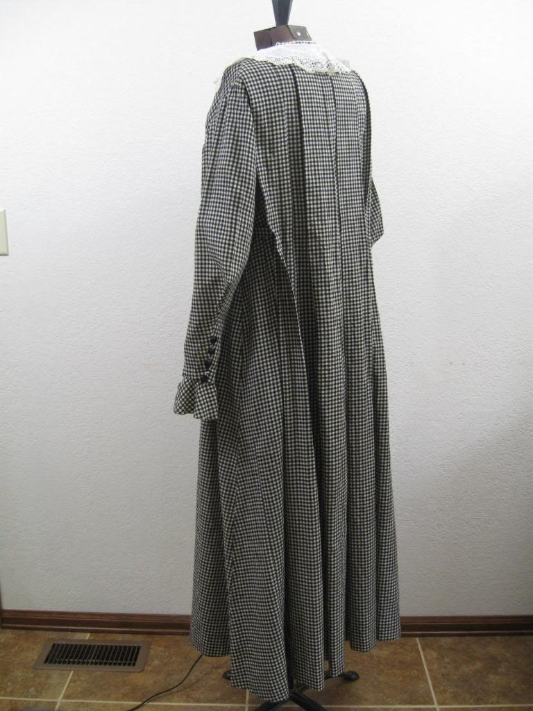 Historical maternity wear maggie may clothing the finest in wool maternity gown c 1880 1900 ombrellifo Image collections