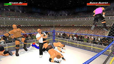 Wrestling Revolution 3D Apk Money Mod Games Free Download
