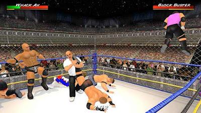 Wrestling Revolution 3D Apk Money Mod Games Free Download