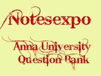 Anna university Embedded Systems question bank