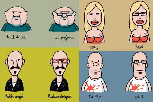 gli occhiali fanno la differenza