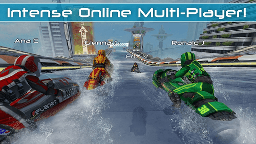 Download Riptide GP2 Apk Data
