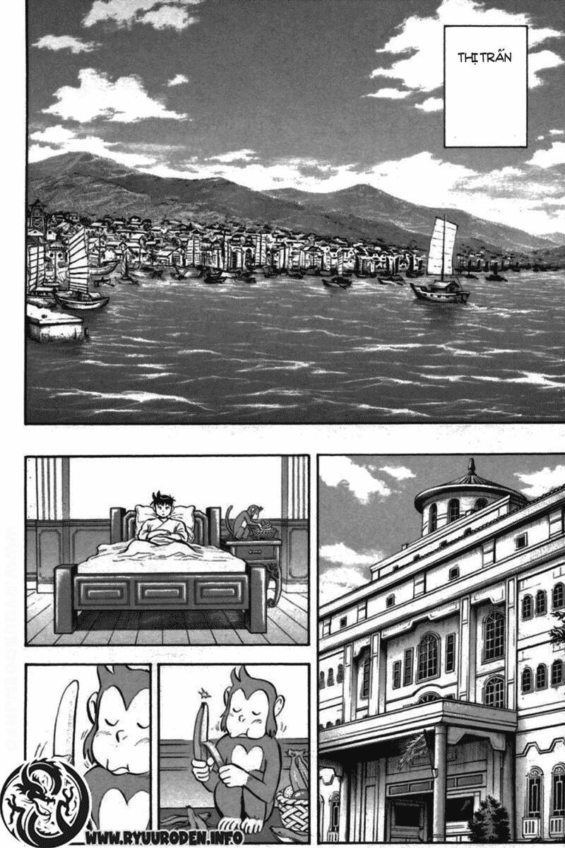 Hoàng Phi Hồng Phần 2 chap 10 – Kết thúc Trang 88 - Mangak.info