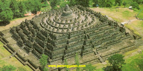 Candi Borobudur, Peninggalan Nabi Sulaiman yang Masih Misterius www.peninggalan.com