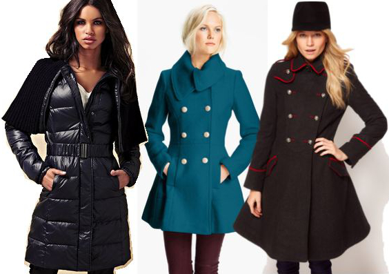Fashion Me Fabulous: Time to Shop for Winter Coats