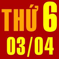 Tử vi 3/4/2015 Thứ Sáu - 12 Con Giáp hôm nay