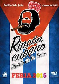 "Caseta ""Rincón Cubano"" del PCA/IU del Puerto de la Torre"