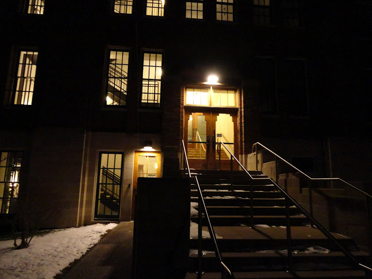 West Entrance - IHM Motherhouse