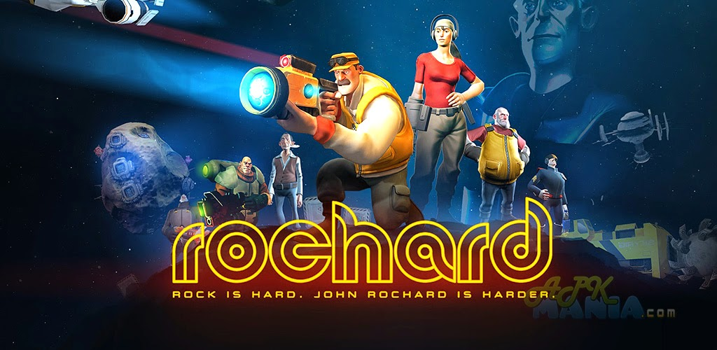 Download Rochard Apk + Data