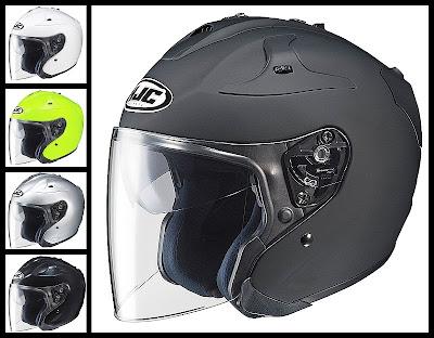 HJC FG-JET Helmet Open Face