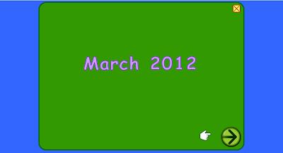Starfall Calendar