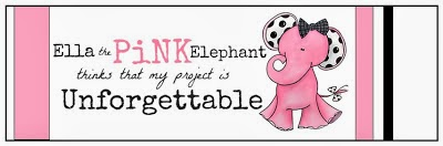 Ella The Pink Elephant