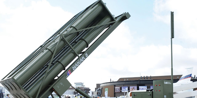 Barak 8 Launchr