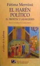 """""""El harén político"""" - Fátima Mernissi"""
