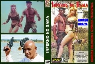 INFERNO NO GAMA - CINEMA NACIONAL