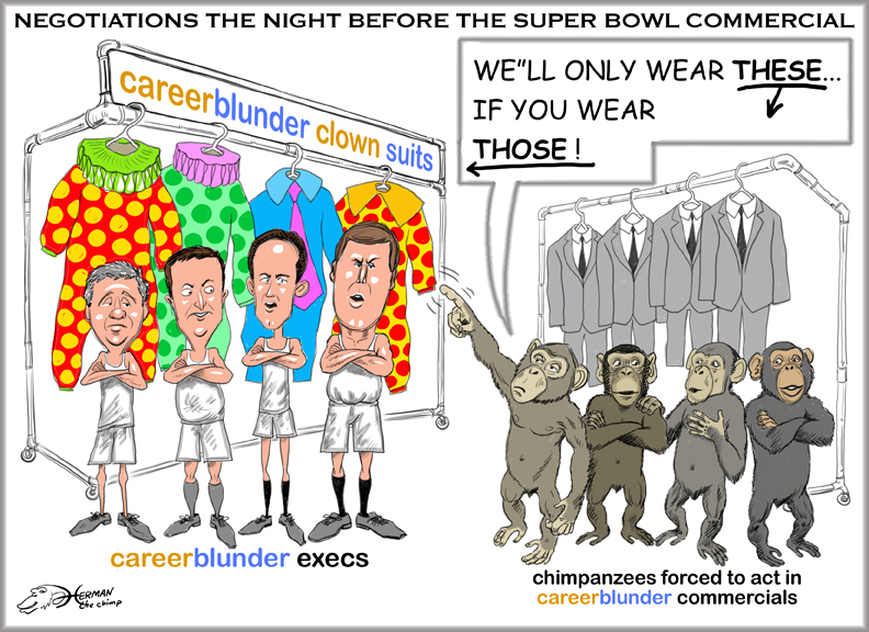 who are the real careerbuilder clowns - Cover Letter Career Builder