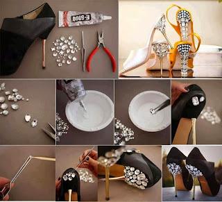 Moderniza tus Zapatos, Ideas Faciles y Baratas