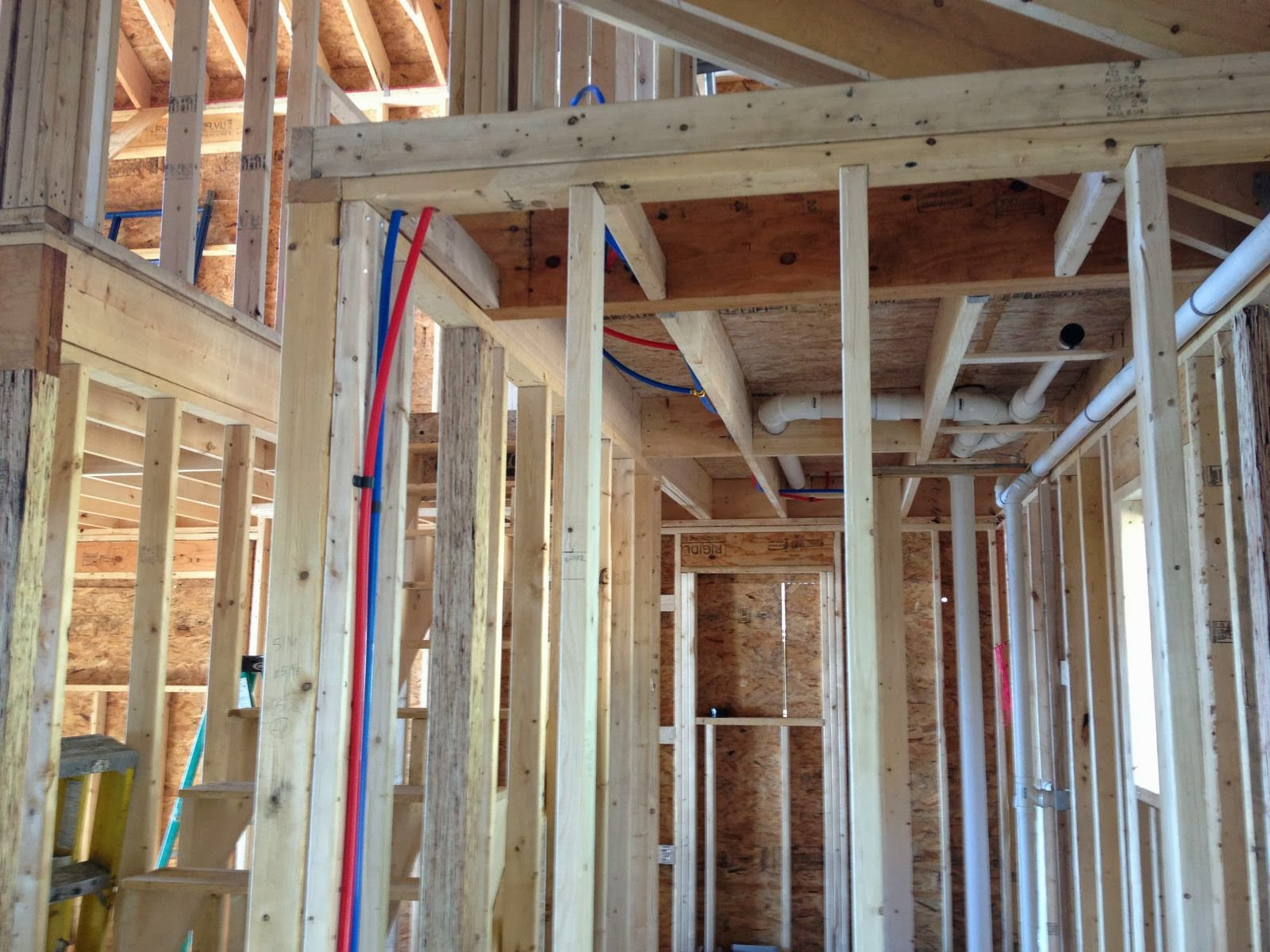 Pretty good lake house plumbing for How much does pex cost