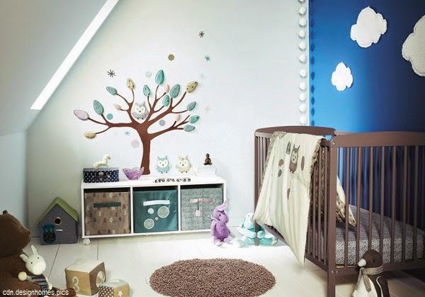 Photos décoration chambre pour bébé garçon