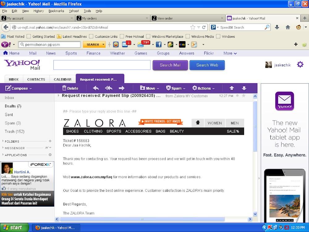 order zalora tak sampai, pengalaman shopping zalora, produk zalora, review zalora, shopping zalora, zalora penipu, zalora.com.my,
