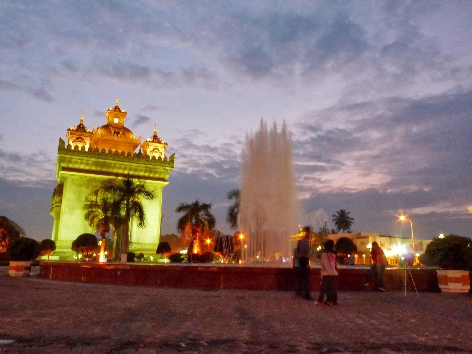 寮国 ~ 永珍 (Laos, Vientiane) 3