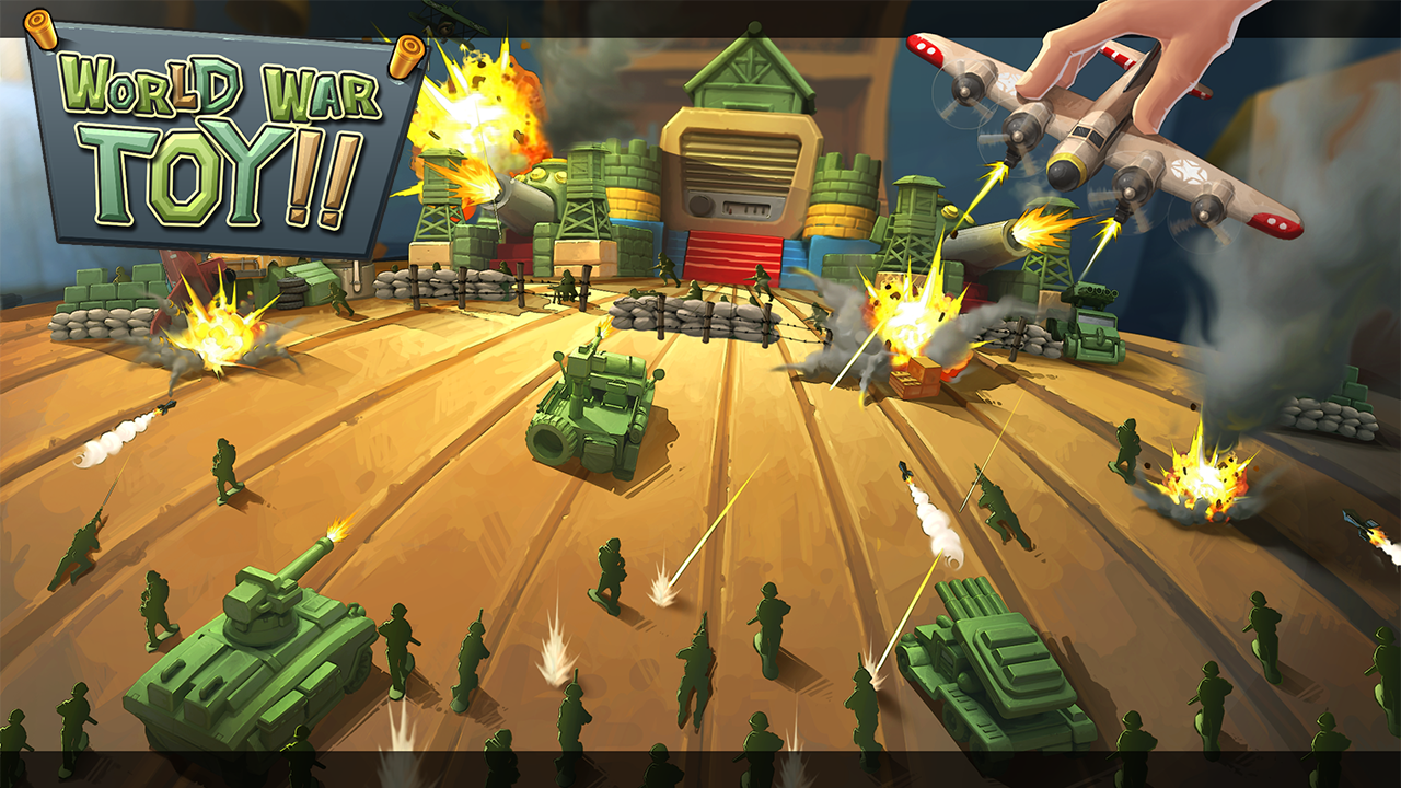 World War Toy Android apk.