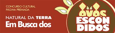 "Concurso Cultural ""Natural da Terra – Em Busca dos Ovos Escondidos"""