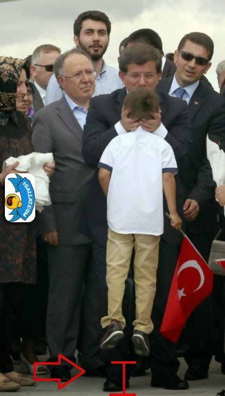 HUMOR: Si Shpreh Dashurine Per Femijet Presidenti Turk