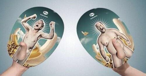 Fans & Bananas: Viagra Ads in Japan
