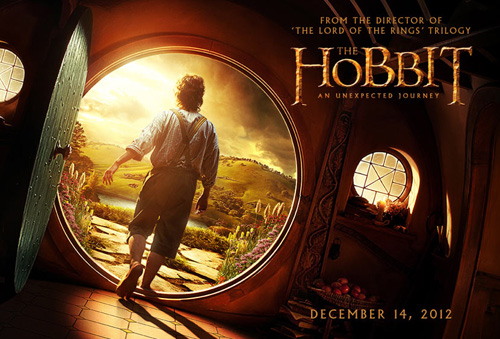 ... film, a 3-D extravaganza based on J.R.R. Tolkien's The Hobbit, ...