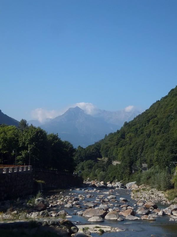 Italie Aoste Aosta vallée lys fontainemore